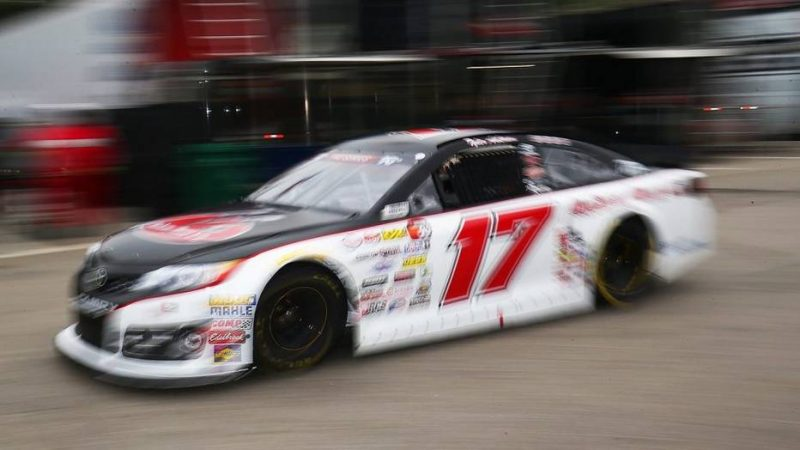 NASCAR penalizes DGR-Crosley, Ty Gibbs for violating K&N Pro Series testing policy